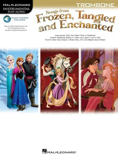 Songs From Frozen, Tangled and Enchanted - Posaune