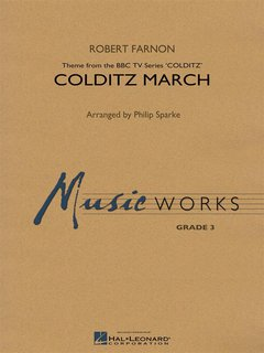 Colditz March - Set (Partitur + Stimmen)