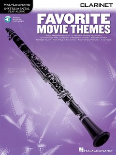 Favorite Movie Themes - Klarinette