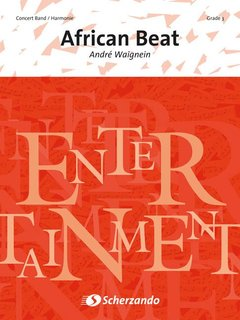 African Beat - Partitur