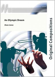An Olympic Dream - Partitur