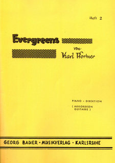 Evergreens (Heft 2) - 2. Tenorsaxofon in B