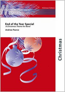 End of the Year Special - Set (Partitur + Stimmen)