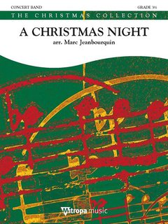 A Christmas Night - Partitur