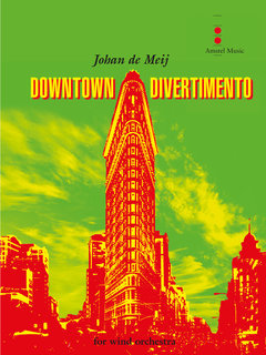 Downtown Divertimento - Set (Partitur + Stimmen)