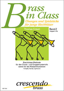 Brass in Class (Band 2) - Ausgabe in Es (Althorn)