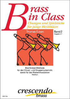 Brass in Class (Band 2) - Ausgabe in F (Waldhorn)