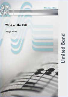 Wind on the Hill - Partitur