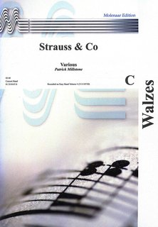 Strauss & Co - Set (Partitur + Stimmen)