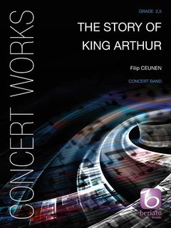 The Story of King Arthur - Partitur