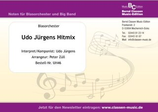 Udo J�rgens Hit Mix