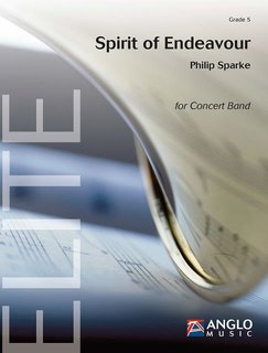 Spirit of Endeavour - Partitur