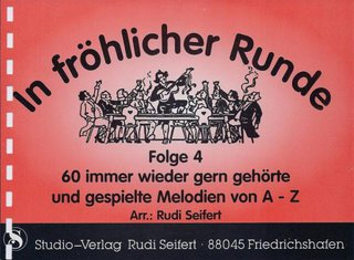 In fröhlicher Runde (Folge 4) - 3. Stimme in F (Horn in F)