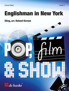 Englishman in New York - Set (Partitur + Stimmen)