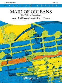 Maid of Orleans - Partitur