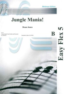 Jungle Mania! - Set (Partitur + Stimmen)