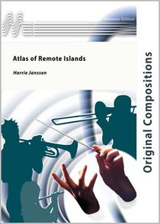Atlas of remote Islands Set (Partitur + Stimmen)