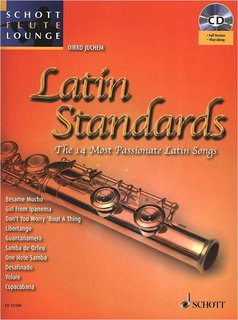 Latin Standards f�r Querfl�te