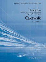 Cakewalk - Partitur