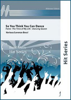 So You Think You Can Dance - Set (Partitur + Stimmen)