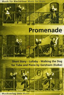 Promenade for Tuba and Piano