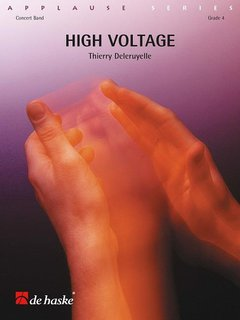 High Voltage - Set (Partitur + Stimmen)