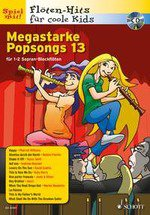 Megastarke Popsongs Band 13