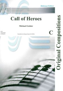 Call of Heroes - Partitur