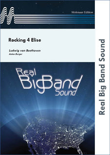 Rocking 4 Elise - Set (Partitur + Stimmen)