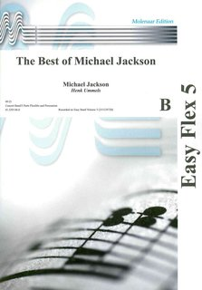 The Best of Michael Jackson - Set (Partitur - Stimmen)