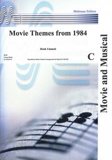 Movie Themes from 1984 - Partitur