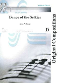 Dance of the Selkies - Partitur