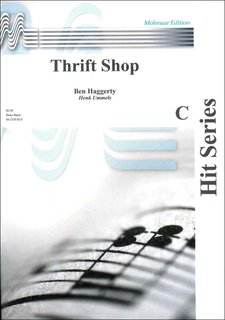 Thrift Shop - Set (Partitur + Stimmen)