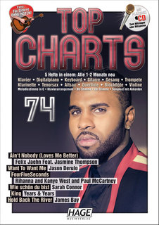 Top Charts 74 - mit CD
