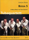 Bossa 5 - A Bossa Nova for Tuba Quartet