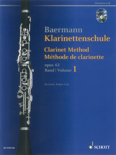 Baermann Klarinettenschule (Band 1)