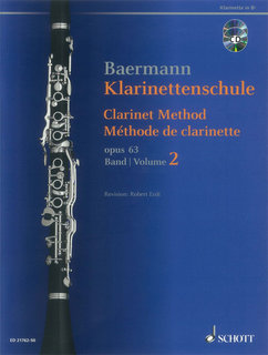 Baermann Klarinettenschule (Band 2)