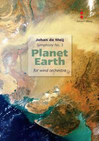 Symphony No. 3 Planet Earth (Complete Edition) - Set (Partitur + Stimmen)