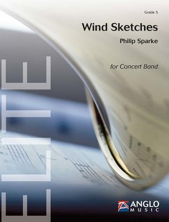 Wind Sketches - Partitur