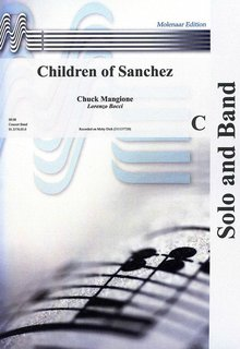 Children of Sanchez - Partitur