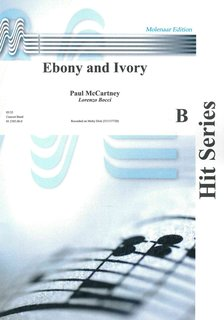 Ebony and Ivory - Set (Partitur + Stimmen)