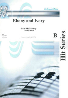 Ebony and Ivory - Partitur