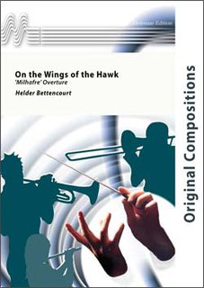 On the Wings of the Hawk - Partitur