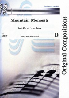 Mountain Moments - Set (Partitur + Stimmen)