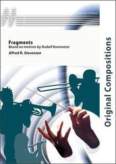 Fragments - Set (Partitur + Stimmen)