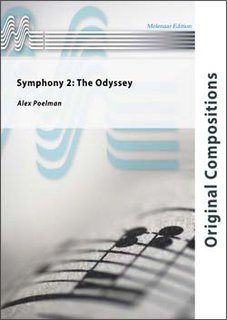 Symphony 2: The Odyssey - Set (Partitur + Stimmen)