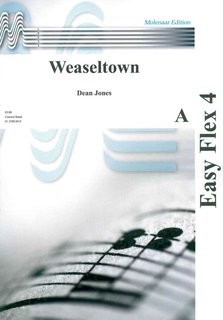 Weaseltown - Set (Partitur + Stimmen)