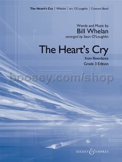 The Hearts Cry - Partitur