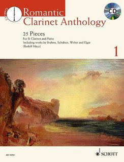 Romantic Clarinet Anthology (Vol. 1)