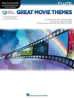 Great Movie Themes - Flute